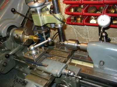 Workshop Lathe - Angle 2